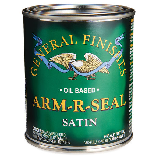 View a Larger Image of Arm R Seal Top Coat, Satin, Pint