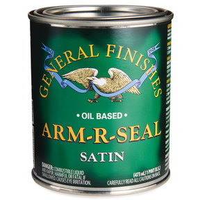Satin Arm-R-Seal Varnish Solvent Based Pint