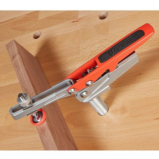 View a Larger Image of Auto-Pro Horizontal Dog Clamp, # P7-HH