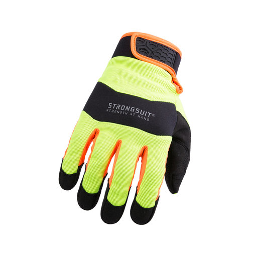 View a Larger Image of Armor3 HiViz Gloves, XXL