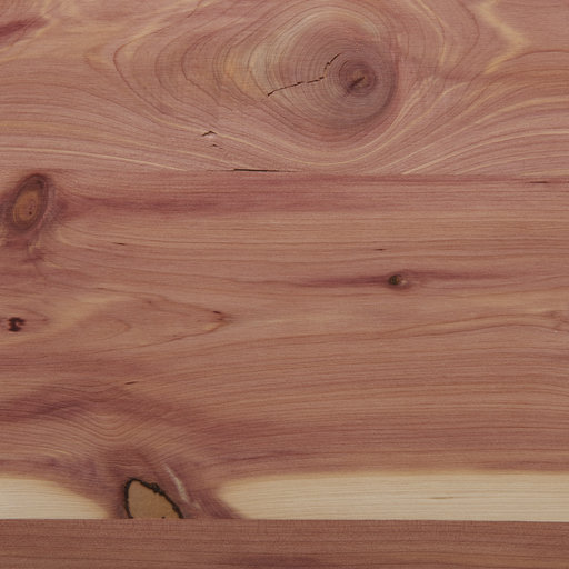 View a Larger Image of Aromatic Cedar Veneer Sheet Plain Sliced 4' x 8' 2-Ply Wood on Wood