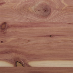 Aromatic Cedar Veneer Sheet Plain Sliced 4' x 8' 2-Ply Wood on Wood