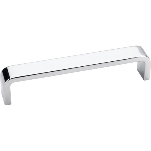 View a Larger Image of Asher Pull, 128 mm C/C, Polished Chrome