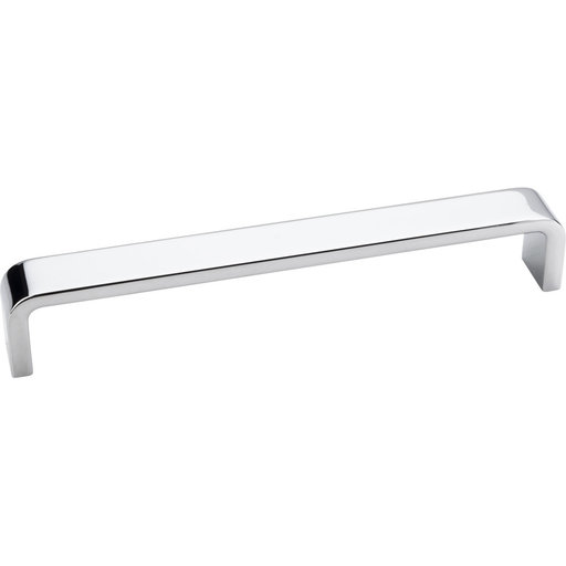 View a Larger Image of Asher Pull, 160 mm C/C, Polished Chrome