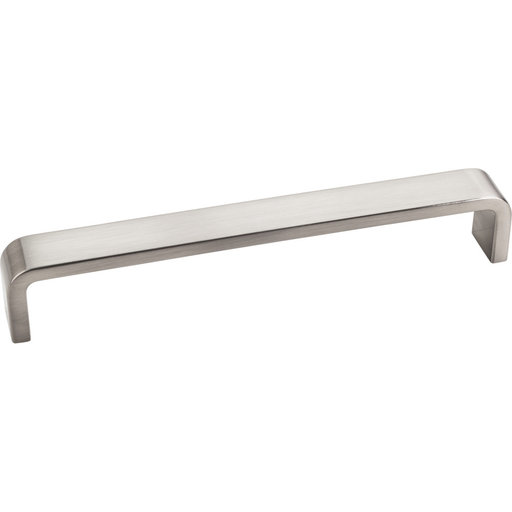 View a Larger Image of Asher Pull, 160 mm C/C, Satin Nickel