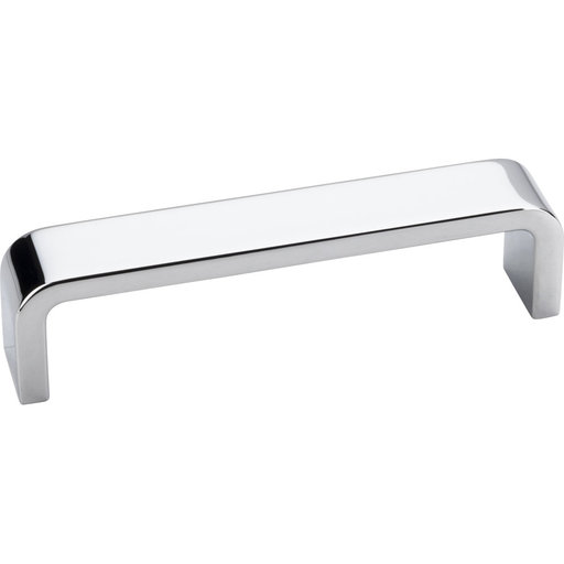 "View a Larger Image of Asher Pull, 4"" C/C, Polished Chrome"
