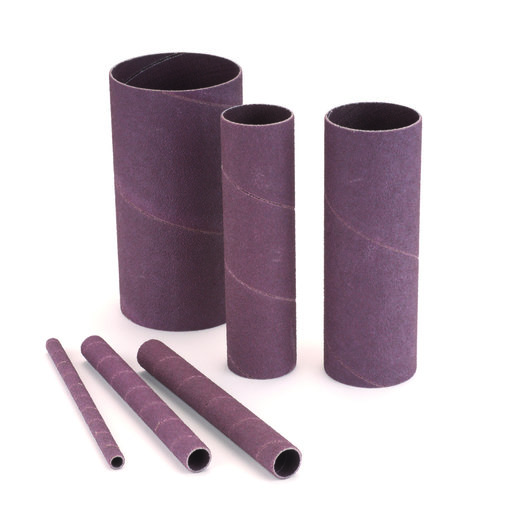 """View a Larger Image of 6"""" Sanding Sleeve Assortment 60 Grit 6 pc"""