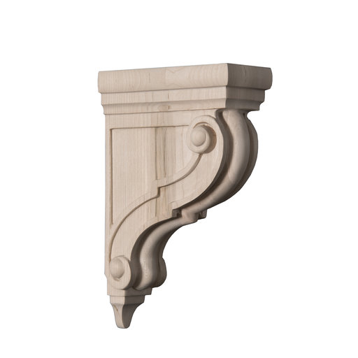View a Larger Image of Athens Bar Corbel Soft Maple