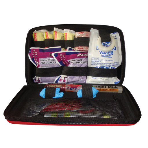 View a Larger Image of Auto First Aid Emergency Kit