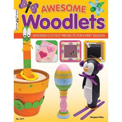 View a Larger Image of Awesome Woodlets
