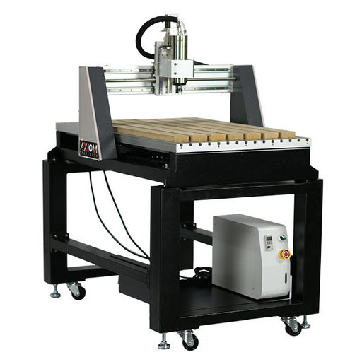 "View a Larger Image of Axiom AR6 Pro AutoRoute 24"" x 36"" CNC Machine"