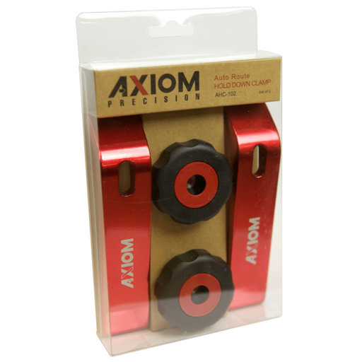 View a Larger Image of Axiom Hold Down Clamp, Pair