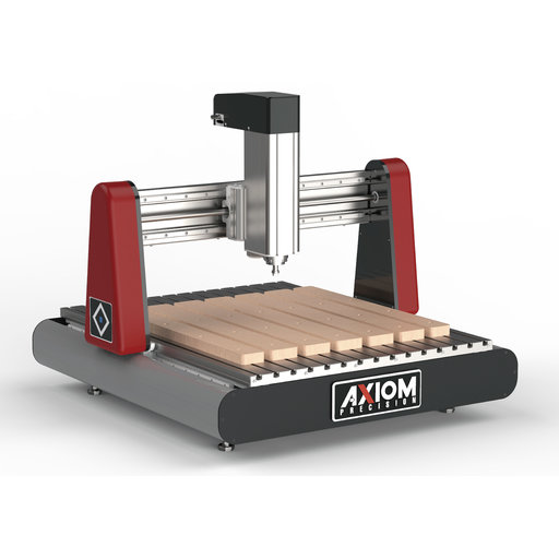 """View a Larger Image of Iconic 24"""" x 24"""" for Axiom CNC Router"""