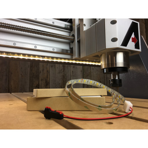 View a Larger Image of LED Lamp Kit for Axiom AR 4/6/8 CNC Machine
