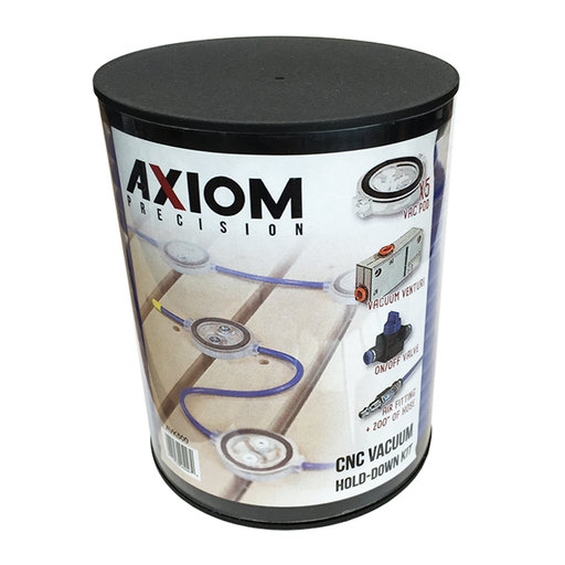 View a Larger Image of Axiom Vacuum Hold-Down Kit, 5-Pods