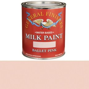 Ballet Pink Milk Paint Quart