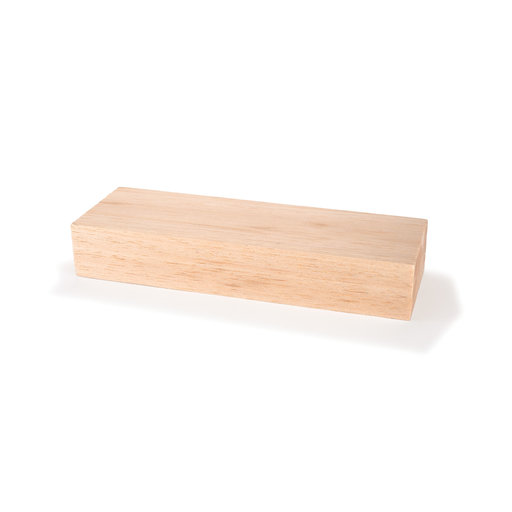 """View a Larger Image of Balsa 2"""" x 4"""" x 12"""" Dimensioned Carving Stock"""