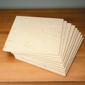 Baltic Birch Scroll Saw Pack