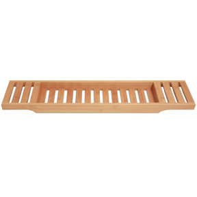 Bamboo Bathtub Caddy - Large