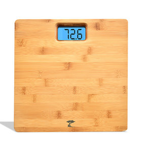 Bamboo Scale with Backlight