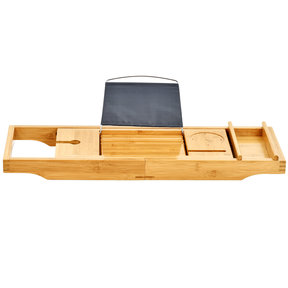 Bamboo Tub Caddy