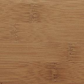 Bamboo Veneer Sheet Caramel Horizontal Grain 4' x 8' 2-Ply Wood on Wood