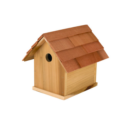 View a Larger Image of Barn Birdhouse Kit