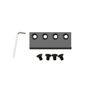 Barn Door Flat Rail Connector