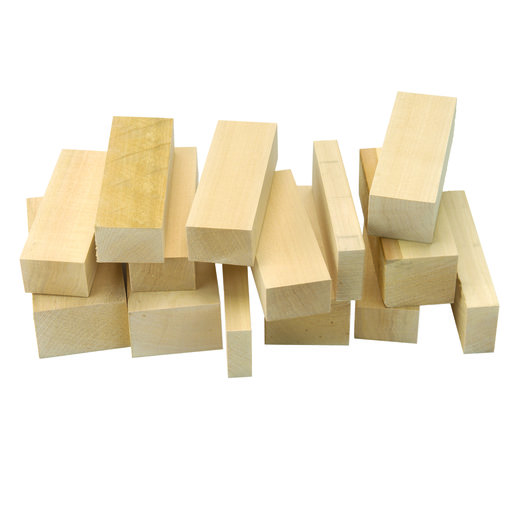 View a Larger Image of Basswood Grab Box