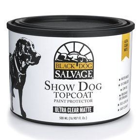 BDS Matte Show Dog Paint Protector & Top Coat Pint