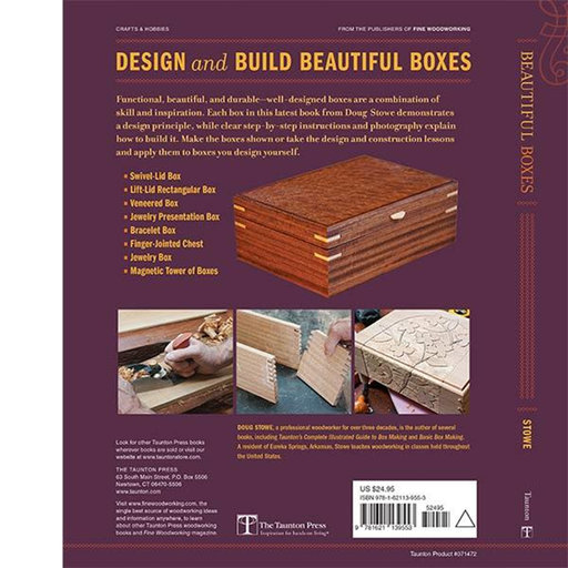 View a Larger Image of Beautiful Boxes: Design and Technique