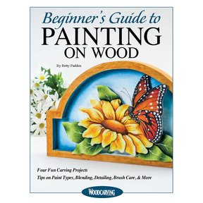 Beginner's Guide to Painting on Wood