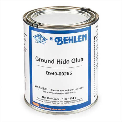 View a Larger Image of Ground Hide Glue, 1 lb