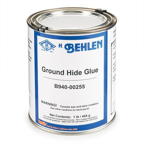 Ground Hide Glue, 1 lb