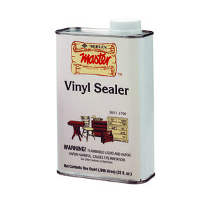Luthier's Sealer, Quart