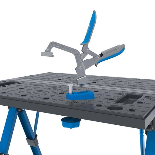 View a Larger Image of Bench Clamp System For Bench Dog Holes