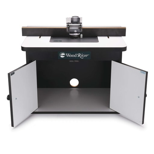 View a Larger Image of Bench Router Table