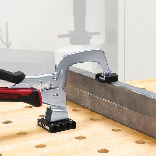 View a Larger Image of BenchLock Workbench Clamp Securing Kit