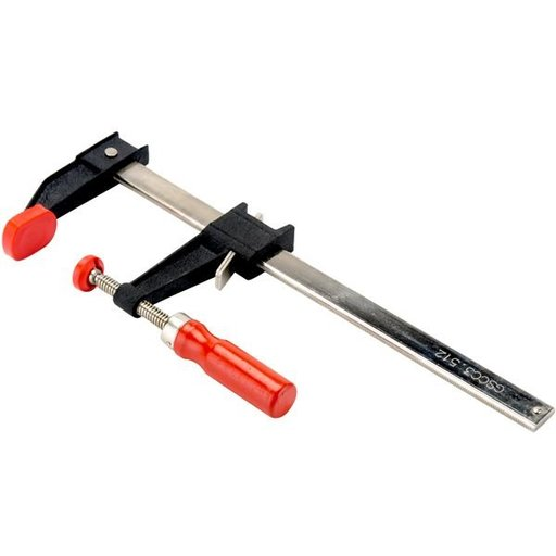 """View a Larger Image of 12"""" Heavy Duty F- Style Clamp"""