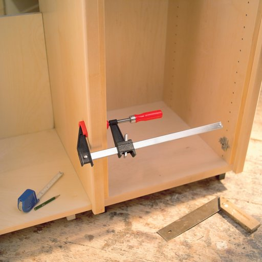 """View a Larger Image of 18"""" Heavy Duty F- Style Clamp"""