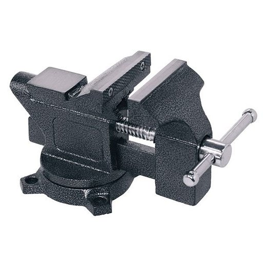 "View a Larger Image of 4-1/2"" Home Workshop Vise"