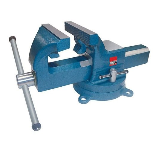 "View a Larger Image of 4"" Heavy Duty Drop Forged Bench Vise"