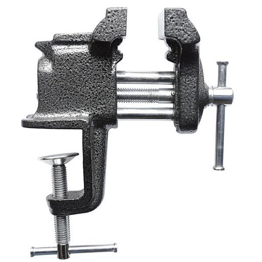 View a Larger Image of Clamp On Hobby Vise
