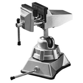 Hobby Vise with Vacuum Base