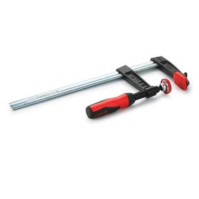 "Tradesman Professional Series Bar Clamp, 12"" Capacity, 4"" Throat Depth"