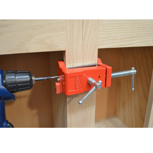 View a Larger Image of Bessey Cabinetry Clamp, Face Frames Model BES8511