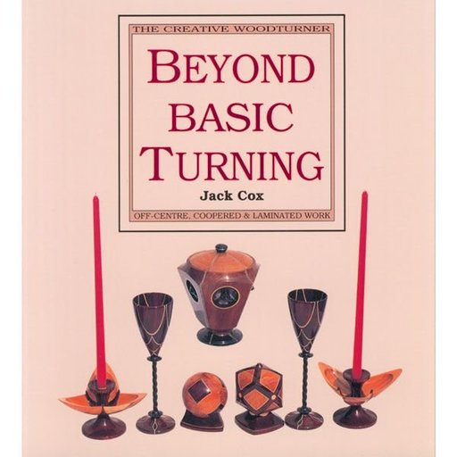 View a Larger Image of Beyond Basic Turning