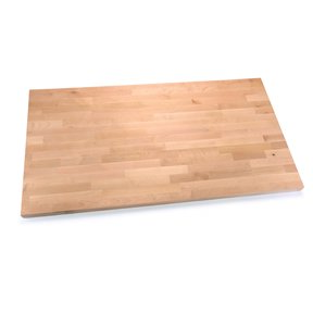 "Birch Workbench Top 1-1/2"" x 27"" x 60"""