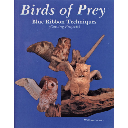 View a Larger Image of Birds of Prey, Blue Ribbon Techniques
