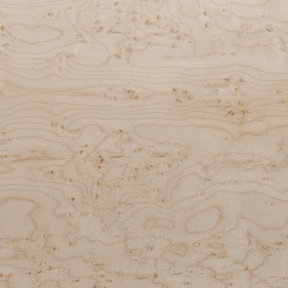 Birdseye Maple, Heavy Eye 4'X8' Veneer Sheet, 3M PSA Backed